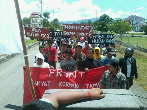 Aksi rakyat Podi3